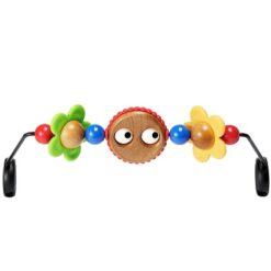 Babybjörn drvena igračka za ležaljku - Googly Eyes