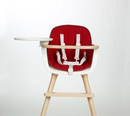 Jastuk za OVO by Micuna hranilicu - Crvena
