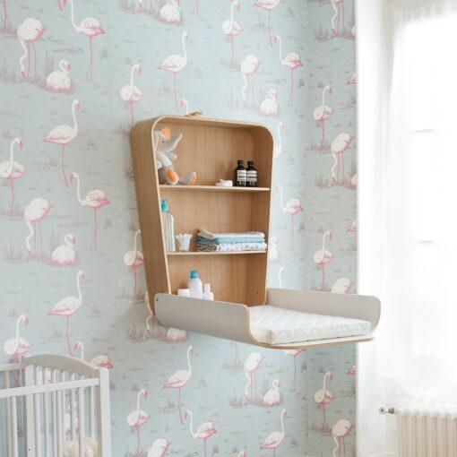 Charlie Crane NOGA stol za previjanje bebe