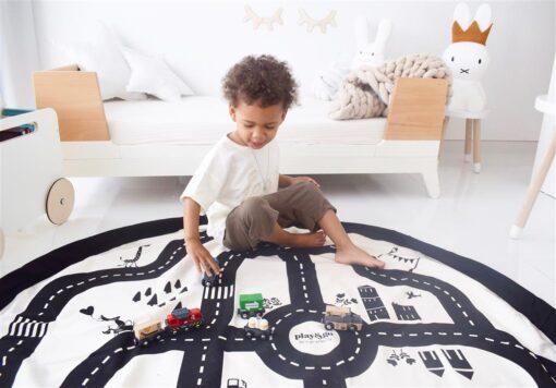 Play&Go vreća i podloga za igru - Cesta