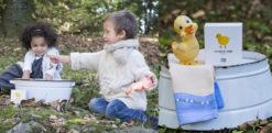 Linea MammaBaby rižin škrob za bebe i djecu