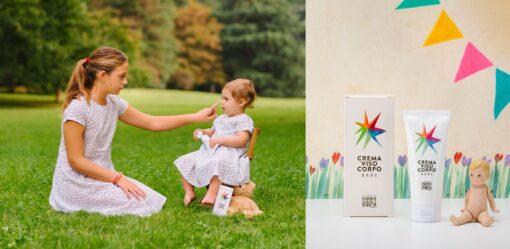 Linea MammaBaby krema za lice i tijelo za bebe i djecu