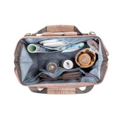 Lässig ruksak/torba za kolica - Glam Goldie Rose