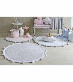 Lorena Canals tepih - Bubbly - Nježna Roza