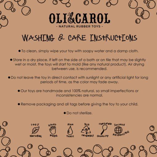 Oli & Carol žvakalica - avokado Arnold