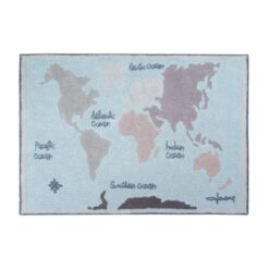 Lorena Canals tepih - Vintage Map