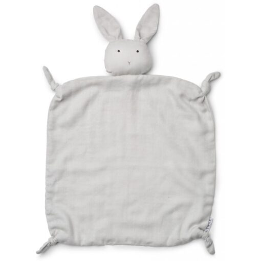 Liewood igračka mazilica - Rabbit Dumbo Grey