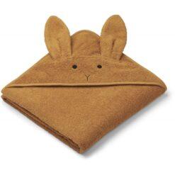 Liewood ručnik - Rabbit Mustard