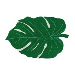 Lorena Canals tepih - Monstera Leaf