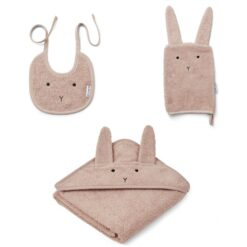 Liewood baby set - Rabbit Rose