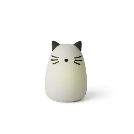 Liewood lampica - Cat Dumbo Grey