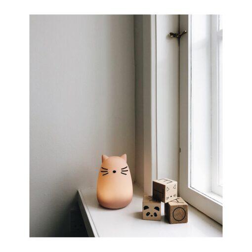 Liewood lampica - Cat Rose