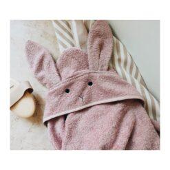 Liewood ručnik - Rabbit Rose