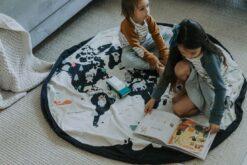Play&Go vreća i podloga za igru - Karta svijeta