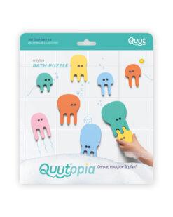 Quut puzzle za kupanje - Meduze
