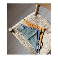Liewood bandana slinček (2 kom) - Faune Green