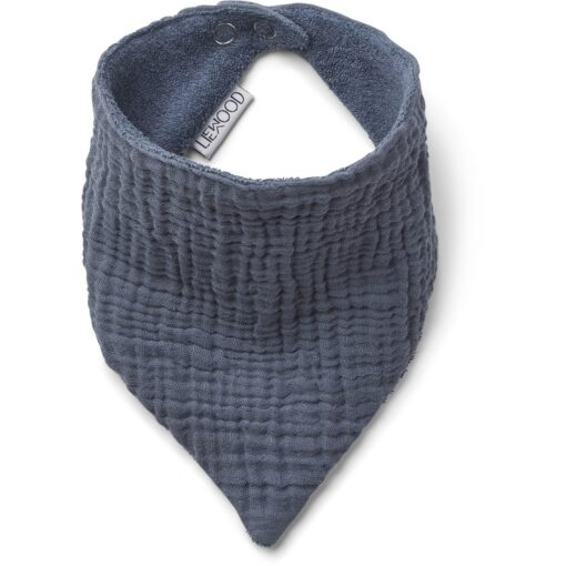 Liewood bandana slinček (2 kom) - Blue Wave