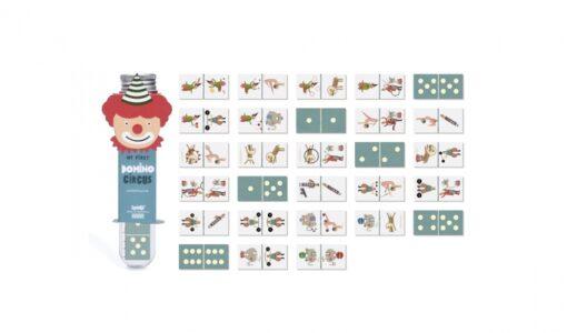 Londji Micro - Domino Circus