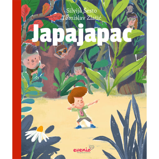 Slikovnica - Japajapac