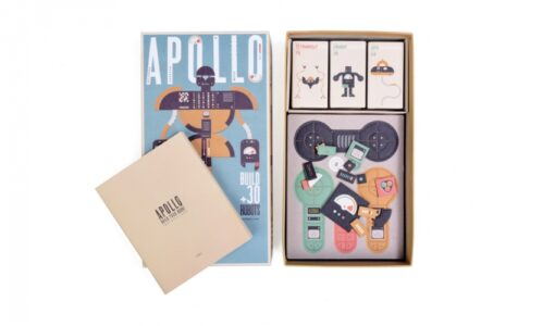 Londji Apollo - konstrukcijska igra