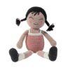 Sebra pletena lutka - Li