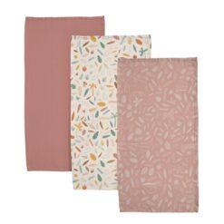 Sebra tetra pelene Wildlife, 3 kom - Sunset Pink
