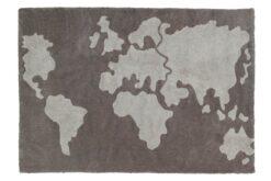 Lorena Canals tepih - World Map