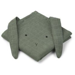 Liewood tetra pelene (2 kom) - Rabbit Faune Green