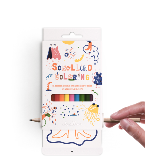 Scrollino Coloring