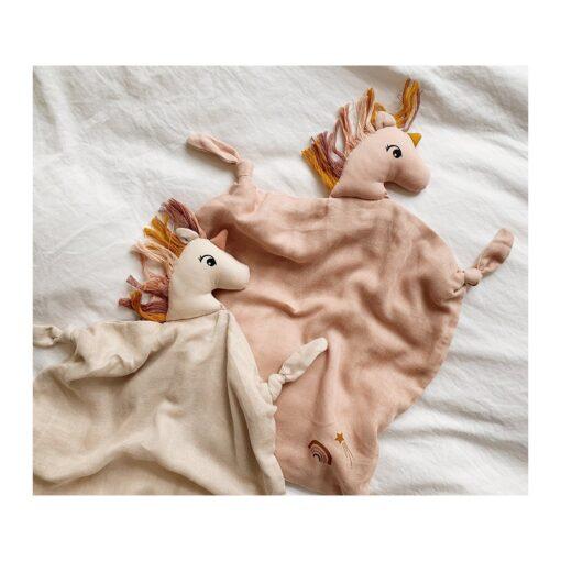 Liewood igračka mazilica - Unicorn sorbet rose