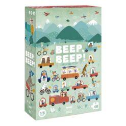 Londji Beep Beep! - puzzle