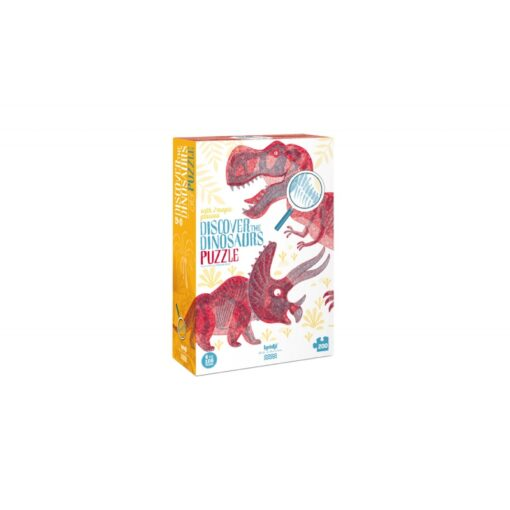 Londji Discover the Dinosaurs - puzzle