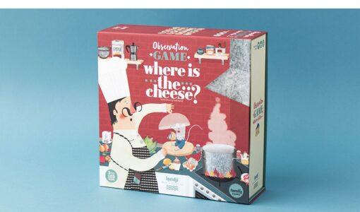 Londji Where's the Cheese? - igra potrage