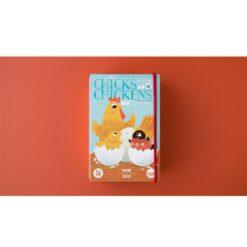 Londji Chicks and Chickens memory