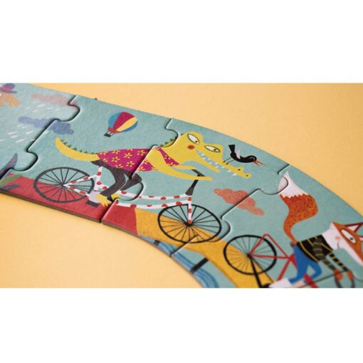 Londji My Bike - puzzle
