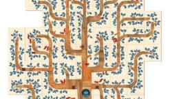 Londji Dream a Tree - džepna slagalica