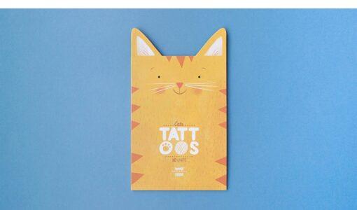 Londji Tattoo - Cats