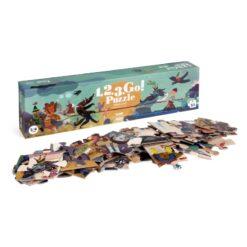 Londji 1, 2 ,3 Go! - puzzle