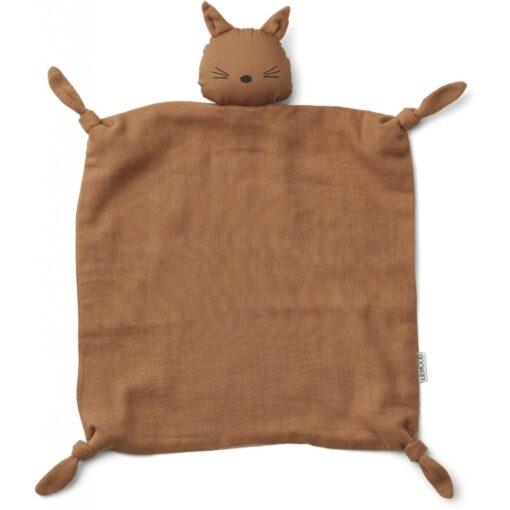 Liewood igračka mazilica - Cat Terracotta