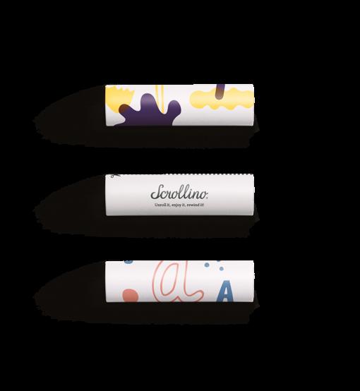 Scrollino Coloring - Refills