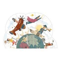 Londji Around My Planet - puzzle