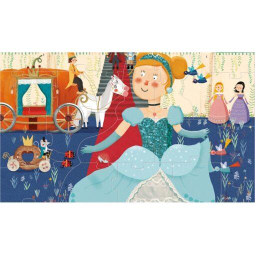 Londji Cinderella - puzzle