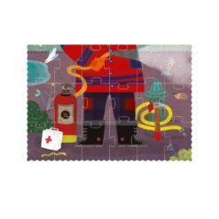 Londji Fireman - puzzle
