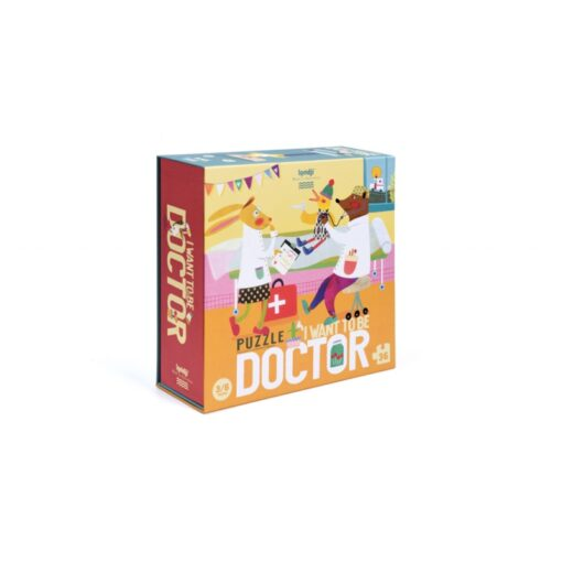 Londji I want to be... doctor - puzzle