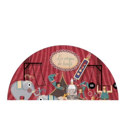 Londji Circus Round - puzzle