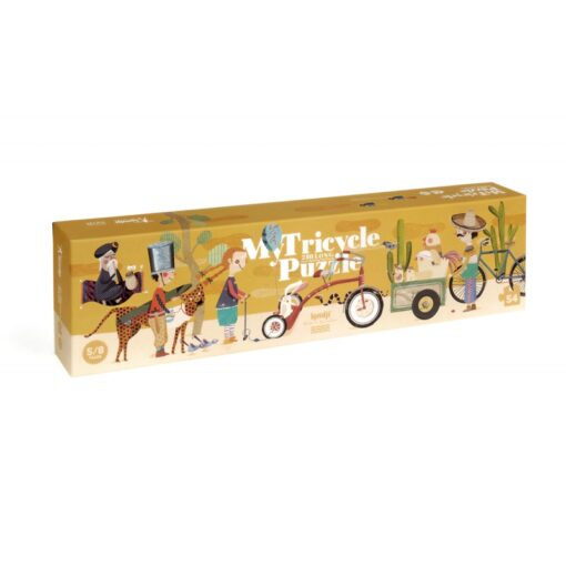 Londji My Tricycle - puzzle