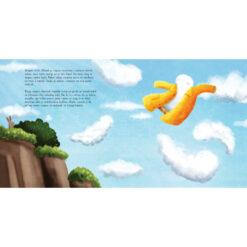 Slikovnica - Oblak u žutom kaputu
