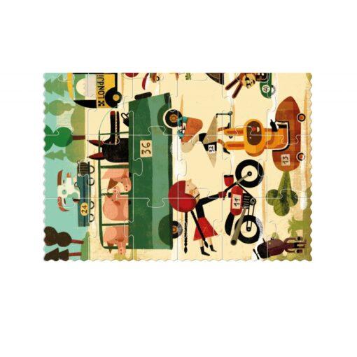 Londji Vroom Vroom - puzzle