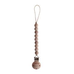 Mushie lančić za dudu - Wood
