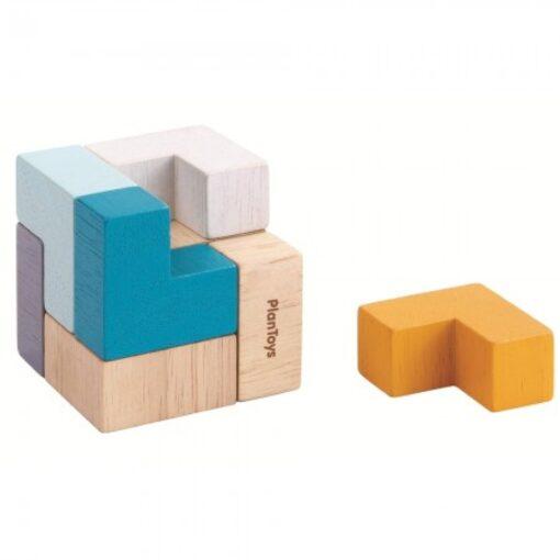 PlanToys Mini (3 kom) - složi svoju kombinaciju